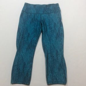 Patagonia capris leggings